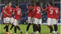 Video clip bàn thắng Leicester 0-2 MU: Quỷ đỏ giành vé trực tiếp dự C1
