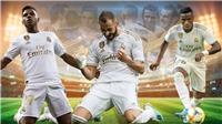 Video clip trận Osasuna vs Real Madrid