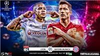 Xem trực tiếp bóng đá Lyon vs Bayern Munich ở đâu? Xem trực tiếp bóng đá cúp C1