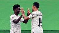 Kết quả bóng đá: Hạ Liverpool trên loạt đấu súng, Arsenal giành Siêu cúp Anh
