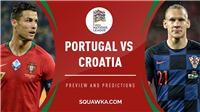 Xem trực tiếp bóng đá Bồ Đào Nha vs Croatia ở đâu? Link xem trực tiếp Nations League