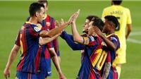 Video clip bàn thắng trận Barcelona vs Ferencvaros