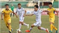 Lịch thi đấu V-League 2021: Sài Gòn vs HAGL. VTV6, BĐTV trực tiếp bóng đá Việt Nam