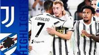 Video clip bàn thắng trận Inter Milan 1-2 Juventus