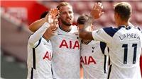 Video clip bàn thắng trận Tottenham vs Man City