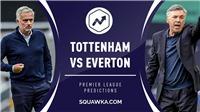 Xem trực tiếp bóng đá Tottenham vs Everton ở đâu?Link xem trực tiếp Ngoại hạng Anh