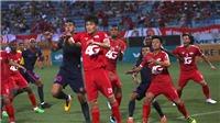 Bảng xếp hạng V-League 2021. BXH bóng đá Việt Nam sau vòng 2