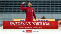 Link xem trực tiếp bóng đá.Bồ Đào Nha vs Thụy Điển. Trực tiếp Nations League