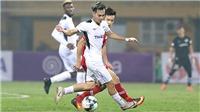 Bảng xếp hạng V-League 2021: Thắng SLNA, HAGL leo lên thứ 7