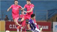 Link trực tiếp bóng đá Sài Gòn vs Hà Tĩnh. Xem trực tiếp bóng đá Việt Nam