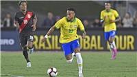 Kết quả bóng đáPeru 2-4 Brazil. Kết quả vòng loại World Cup 2022 khu vực Nam Mỹ