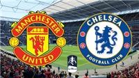 Lịch thi đấu Ngoại hạng Anh vòng 6: Đại chiến MU vs Chelsea