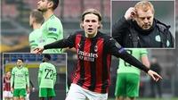 Video clip bàn thắng trận AC Milan 4-2 Celtic