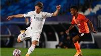 Bảng xếp hạng bóng đá Tây Ban Nha vòng 17: Real tạm chiếm ngôi đầu