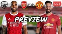Xem trực tiếp trận Arsenal vs MU ở đâu, kênh nào?