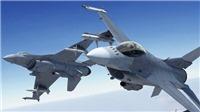 Mỹ tìm kiếm thông tin Pakistan sử dụng chiến đấu cơ F-16 để bắn hạ máy bay Ấn Độ