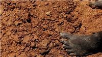 Sập hầm đào vàng tại Afghanistan làm ít nhất 30 người thiệt mạng