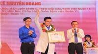 Kỷ niệm Ngày Thầy thuốc Việt Nam: Thầy thuốc 8X nhận giải thưởng Phạm Ngọc Thạch 2019