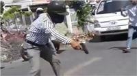 Bạc Liêu: Người cầm vật nghi súng khi xảy ra va chạm giao thông hành nghề làm thuê