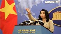 Người Phát ngôn Bộ Ngoại giao Lê Thị Thu Hằng: Thông tin về Việt Nam do Tổ chức Liêm chính Tài chính toàn cầu đưa ra là không chính xác