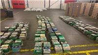 Hà Lan phát hiện 4,5 tấn cocaine trong lô hàng chuối từ Costa Rica