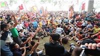 Nhiều địa phương tạm dừng tổ chức lễ hội, tập trung phòng chống dịch corona
