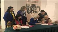 Tiếp nhận hơn 450 hiện vật lịch sử về quan hệ Việt - Mỹ