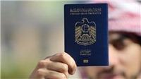 Hộ chiếu UAE có 'quyền lực' nhất thế giới