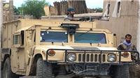 Vấn đề chống khủng bố: Không kích tiêu diệt một chỉ huy khét tiếng tại miền Bắc Afghanistan