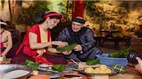 VIDEO: Người nước ngoài trải nghiệm ăn Tết Việt Nam