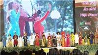Bế mạc Lễ hội Áo dài Thành phố Hồ Chí Minh lần 6: Điểm nhấn quảng bá văn hóa Việt