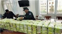 Triệt phá đường dây buôn bán ma túy lớn, thu giữ 3 tạ ma túy