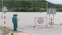 Từ đêm 3/11 đến ngày 5/11, trên các sông từ Quảng Nam đến Ninh Thuận có khả năng xuất hiện một đợt lũ