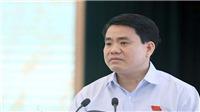 Chủ tịch UBND thành phố Hà Nội Nguyễn Đức Chung: Không có lợi ích nhóm trong Dự án nhà máy nước mặt sông Đuống