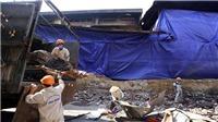 Vụ cháy Công ty Bóng đèn phích nước Rạng Đông: Sử dụng 'bẫy vàng' để quan trắc thủy ngân