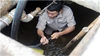 Hà Nội: Công bố kết quả kiểm tra chất lượng nước sạch của Nhà máy nước Sông Đà
