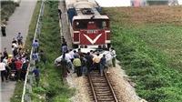 Tai nạn đường sắt nghiêm trọng, 5 người thương vong tại Hải Dương