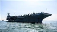 Quân đội Mỹ cam kết duy trì tuần tra Biển Đông