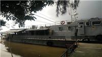 Hải Phòng: Khẩn trương xác minh thông tin và tìm kiếm nạn nhân chìm tàu trên sông Văn Úc