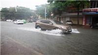 Trung Bộ có mưa vừa, mưa to, cảnh báo nguy cơ cao xảy ra lũ quét, sạt lở đất và ngập úng