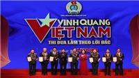 Vinh quang Việt Nam lần thứ 15: 'Rồng Việt Nam' bay cao trên bản đồ công nghệ vũ trụ thế giới