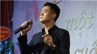 Trải qua đại phẫu vì tràn khí màng phổi, ca sĩ Thanh Cường vẫn kiên trì hoàn thành album