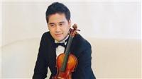 Nghệ sĩ violin Bùi Công Duy 'tái xuất' Hòa nhạc Toyota