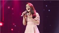 Vòng Bán kết 'Giọng hát Việt 2018': Thu Phương chính thức 'trắng tay' trước đêm chung kết