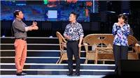 VIDEO: Bằng Kiều vướng 'tình tay ba' với Quang Thắng, Vân Dung