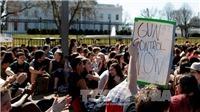 Nổ súng trong trường học ngày học sinh Mỹ tuần hành phản đối súng đạn