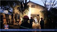 VIDEO: Cháy xưởng gỗ tại Đà Nẵng