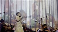 Ca sĩ Lan Anh hát bolero ngọt ngào cùng dàn nhạc giao hưởng