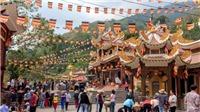 Khai mạc hội xuân núi Bà Đen năm Kỷ Hợi 2019