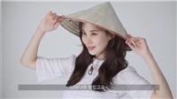 Video Seohyun của SNSD đội nón lá ăn phở và các kiều nữ Hàn đẹp mê hồn với Áo Dài